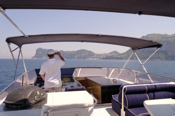 Capri ahead